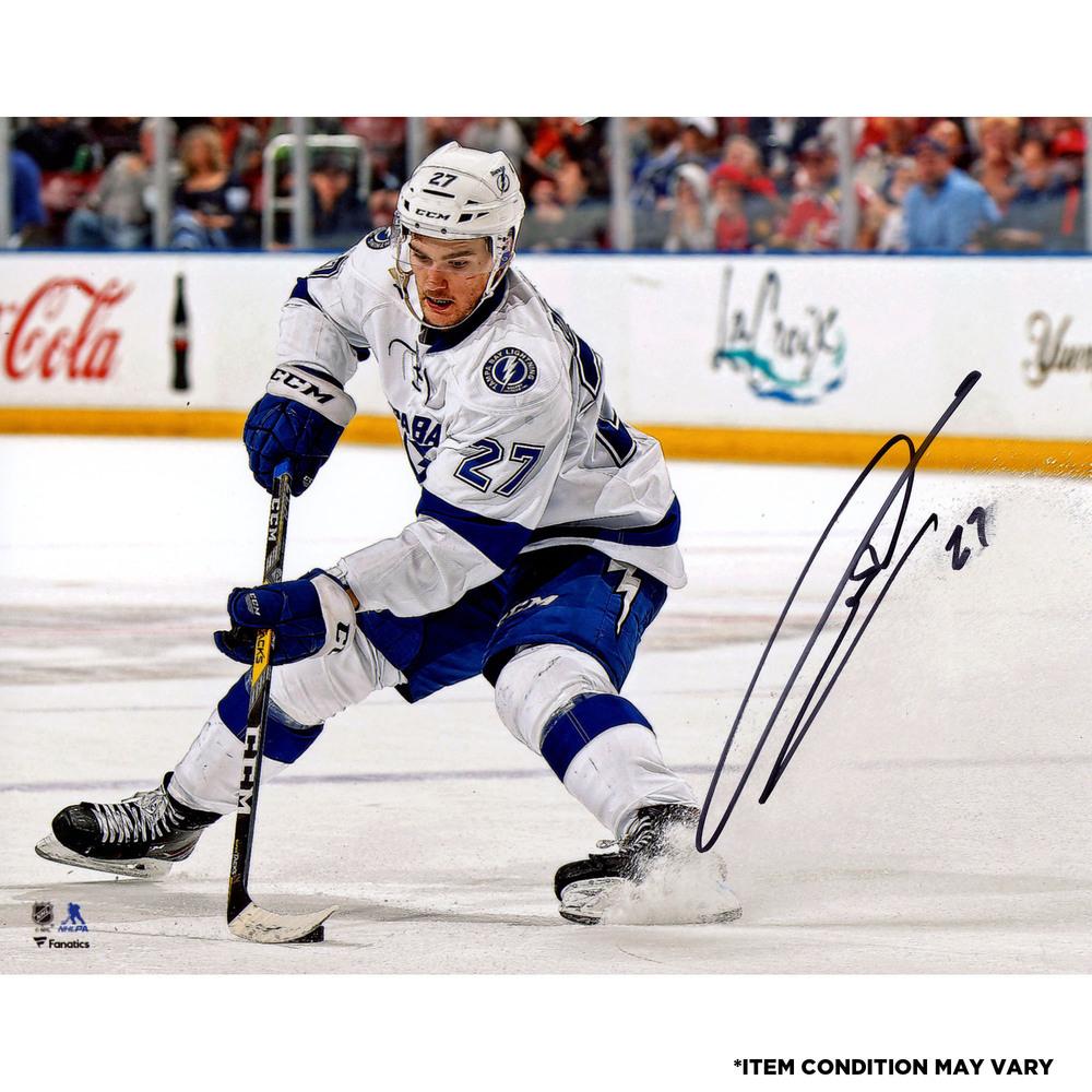 Jonathan Drouin Tampa Bay Lightning Autographed 8
