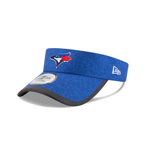 Toronto Blue Jays Shaded Edge Visor by New Era