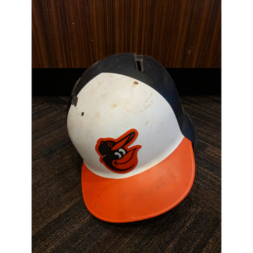 Photo of Manny Machado - Home Batting Helmet: Team-Issued