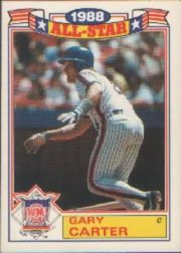 Photo of 1989 Topps Glossy All-Stars #20 Gary Carter