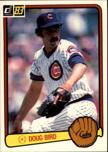 Photo of 1983 Donruss #48 Doug Bird