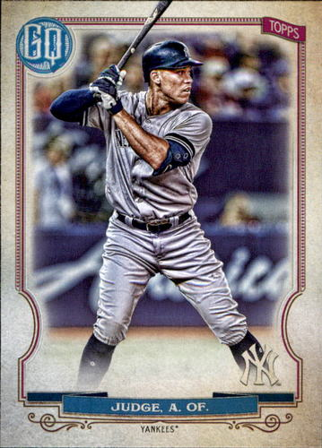 Photo of 2020 Topps Gypsy Queen #50 Aaron Judge