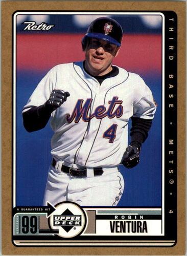 Photo of 1999 Upper Deck Retro Gold #53 Robin Ventura