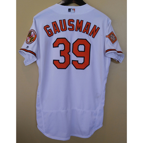 Kevin Gausman - Jersey: Game-Used