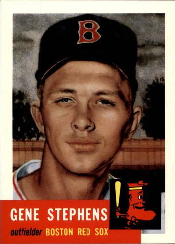 Photo of 1991 Topps Archives 1953 #248 Gene Stephens