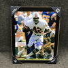 HOF - DOLPHINS PAUL WARFIELD SIGNED 11X14 FRAMED PICTURE
