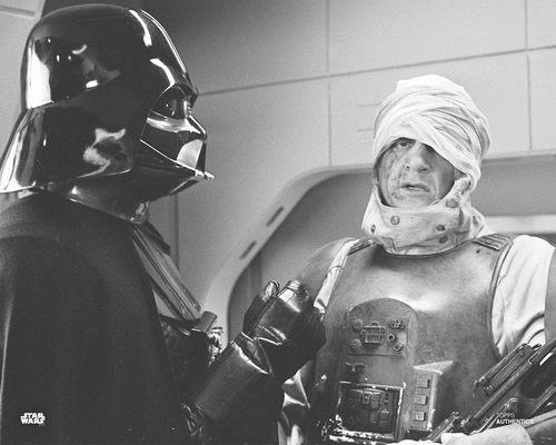 Darth Vader and Dengar
