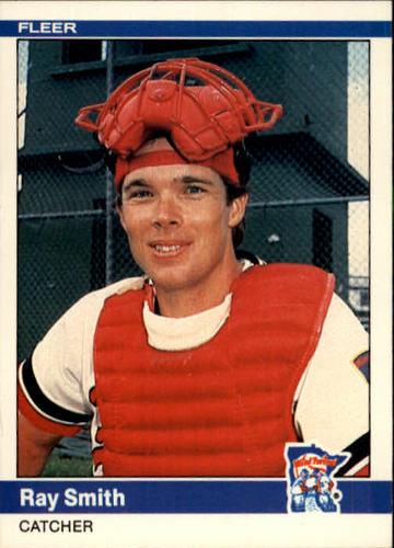 Photo of 1984 Fleer #573 Ray Smith