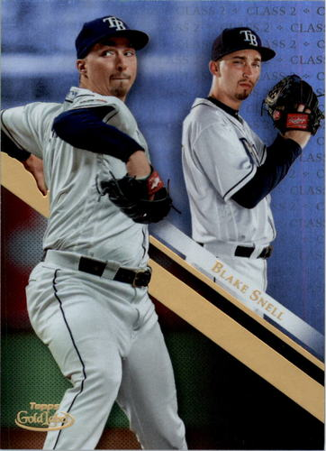 Photo of 2019 Topps Gold Label Class 2 #59 Blake Snell