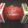 NFL - Rams Jalen Ramsey signed authentic football