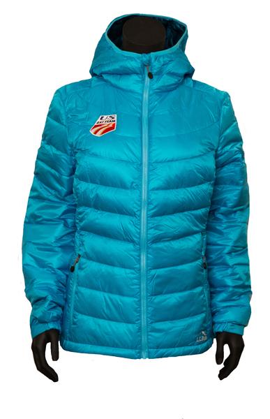 Photo of U.S. Ski Team L.L. Bean Down Jacket (Size Large)
