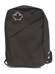 Toronto Blue Jays Black Out Split Backpack by New Era