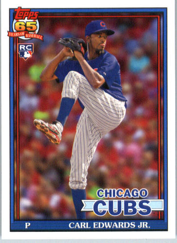 Photo of 2016 Topps Archives #268 Carl Edwards Jr. RC