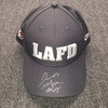 NFL - Chiefs Dee Ford Signed LAFD Hat