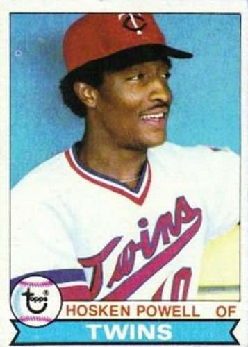 Photo of 1979 Topps #656 Hosken Powell RC