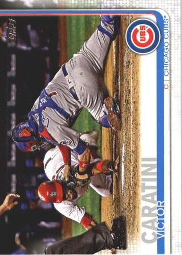 Photo of 2019 Topps #389 Victor Caratini