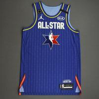DomantasSabonis - 2020 NBA All-Star - Team LeBron - Autographed Jersey