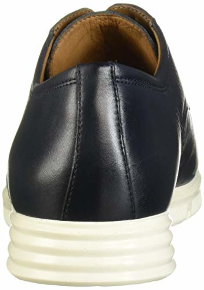 Photo of Driver Club USA Men's Leather Columbus Circle Light Weight Technology Cap Toe Oxford