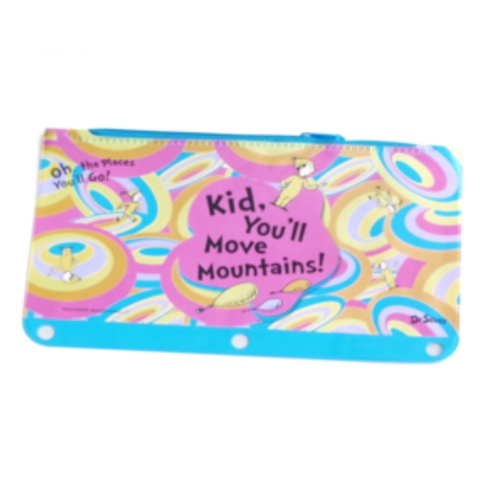 Photo of Dr. Seuss Pencil Pouch For 3 Ring Binder