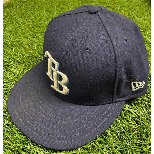 Team Issued TB Cap: Nate Lowe #35