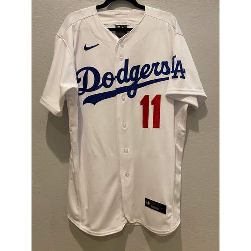 Photo of A.J. Pollock Authentic Game Used Jersey