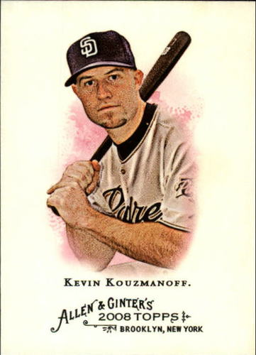 Photo of 2008 Topps Allen and Ginter #67 Kevin Kouzmanoff