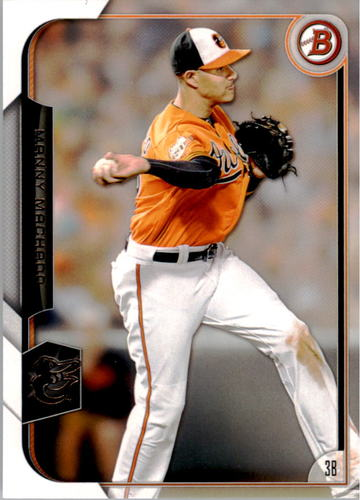 Photo of 2015 Bowman #19 Manny Machado