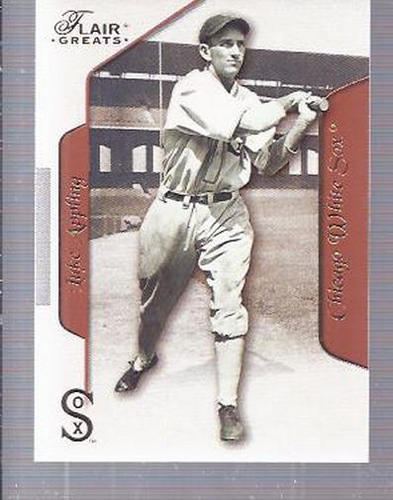 Photo of 2003 Flair Greats #89 Luke Appling