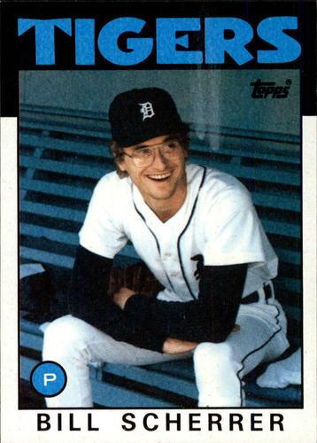 Photo of 1986 Topps #217 Bill Scherrer