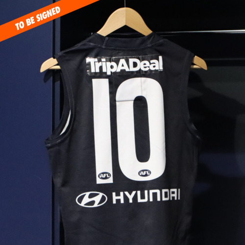 Photo of 2021 AFL Player Guernsey #10 - Harry McKay