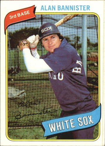 Photo of 1980 Topps #608 Alan Bannister