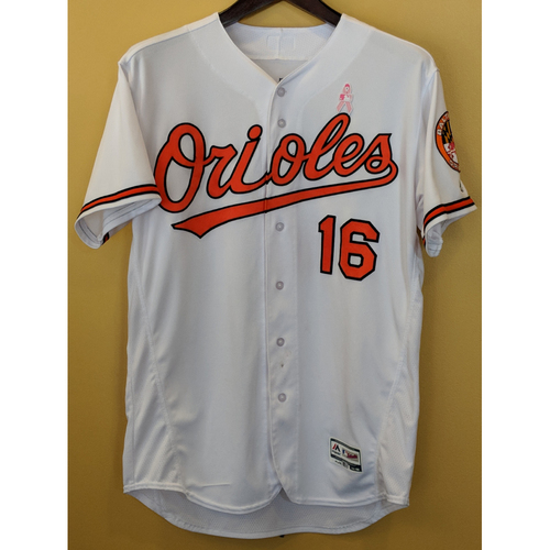 Photo of Trey Mancini - Homerun Mother's Day Jersey: Game-Used