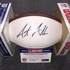 NFL - Buccaneers Austin Allen signed panel ball
