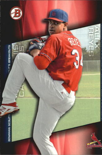 Photo of 2014 Bowman Draft Scouts Breakout #BSBAR Alex Reyes