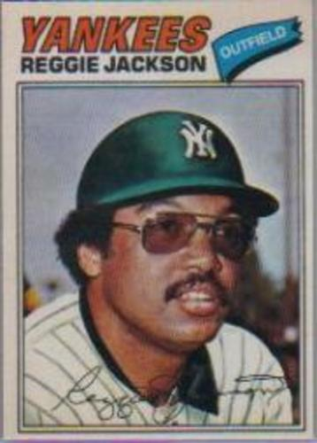 Photo of 1977 O-Pee-Chee #200 Reggie Jackson