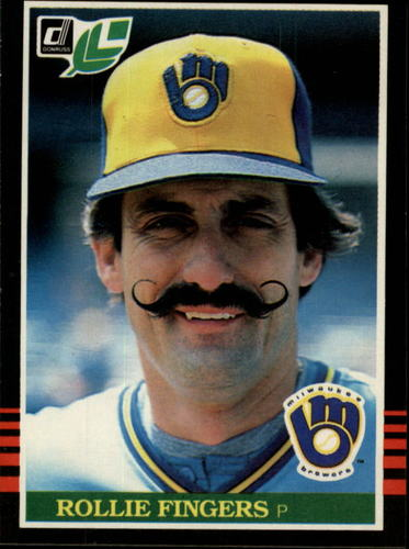 Photo of 1985 Leaf/Donruss #190 Rollie Fingers
