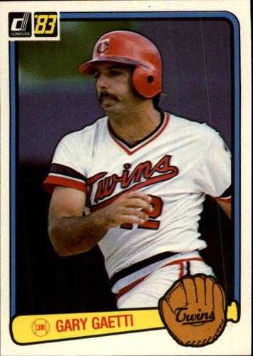 Photo of 1983 Donruss #53 Gary Gaetti RC