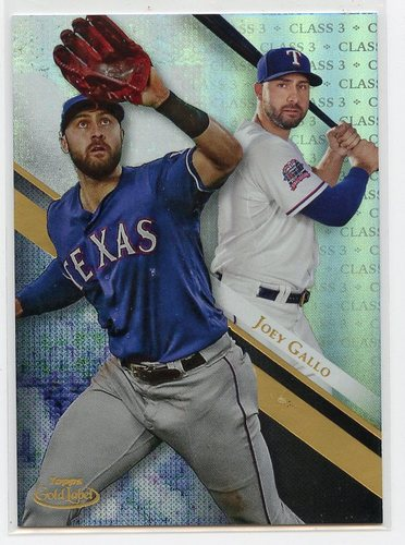 Photo of 2019 Topps Gold Label Class 3 #61 Joey Gallo