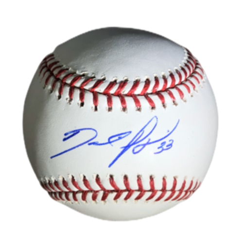 Photo of David Price Authentic Autographed Baseball