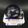 NFL - Ravens Marlon Humphrey Signed Mini Helmet