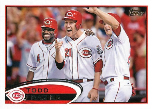 Photo of 2012 Topps Update #US275 Todd Frazier