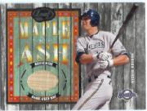Photo of 2003 Leaf Maple and Ash #15 Richie Sexson