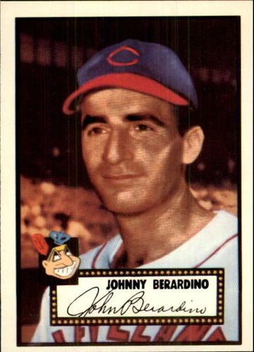 Photo of 1983 Topps 1952 Reprint #253 Johnny Berardino
