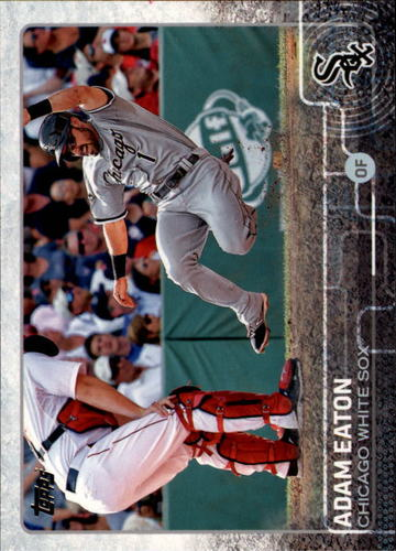 Photo of 2015 Topps #256 Adam Eaton