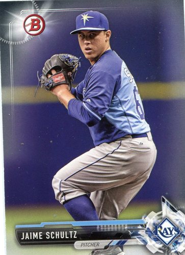 Photo of 2017 Bowman Prospects #BP133 Jaime Schultz