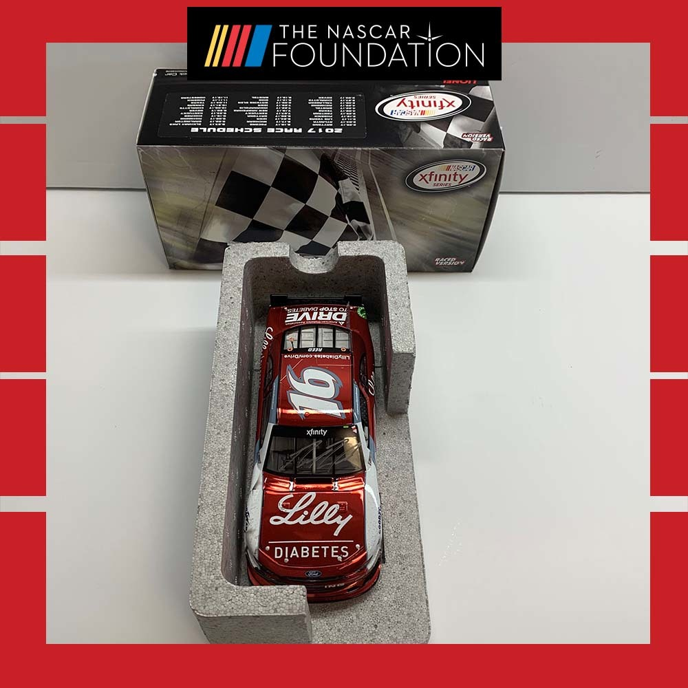 NASCAR's Ryan Reed Autographed Diecast!