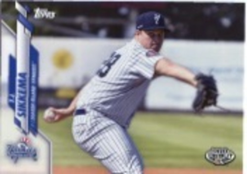 Photo of 2020 Topps Pro Debut #PD145 T.J. Sikkema