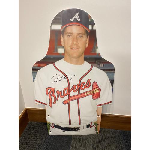 Photo of Tom Glavine Autographed MLB Authenticated 2020 Season Cardboard Cutout