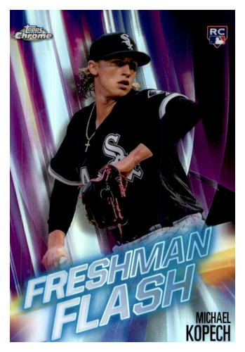 Photo of 2019 Topps Chrome Freshman Flash #FF14 Michael Kopech