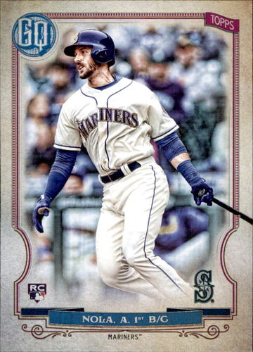 Photo of 2020 Topps Gypsy Queen #63 Austin Nola RC